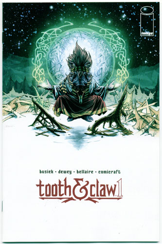 AUTUMNLANDS: TOOTH AND CLAW#1