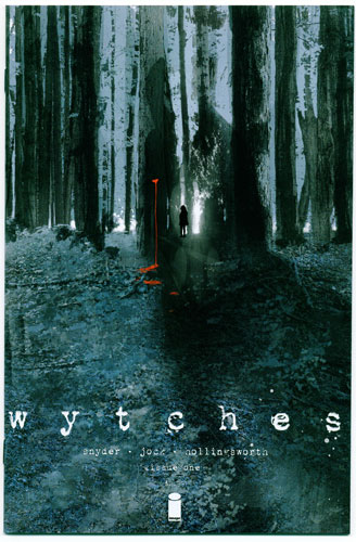 WYTCHES#1
