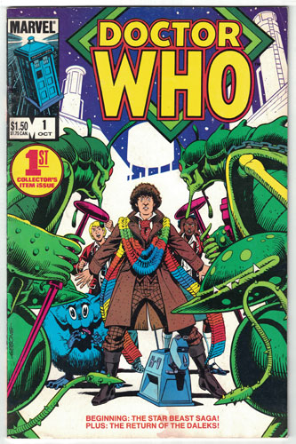 DOCTOR WHO#1