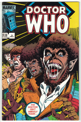 DOCTOR WHO#3