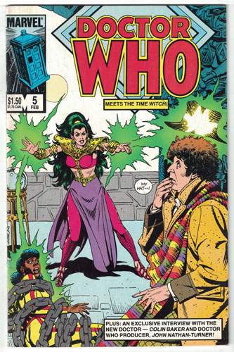 DOCTOR WHO#5