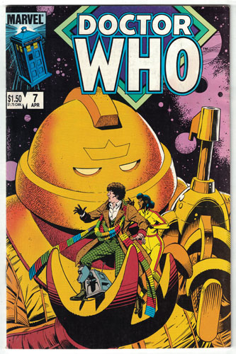 DOCTOR WHO#7