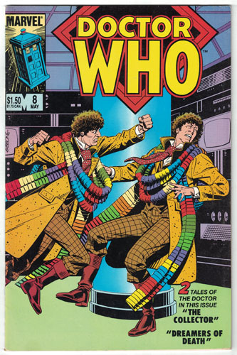 DOCTOR WHO#8