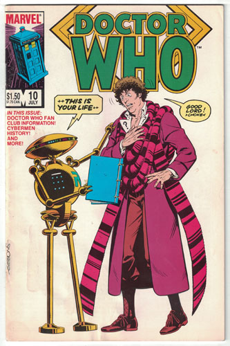 DOCTOR WHO#10