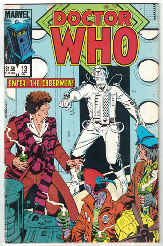 DOCTOR WHO#13