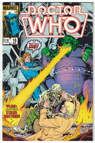 DOCTOR WHO#18