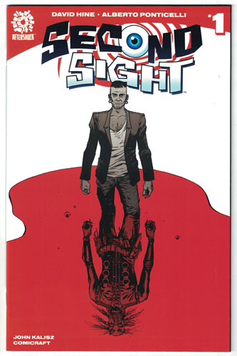 SECOND SIGHT#1