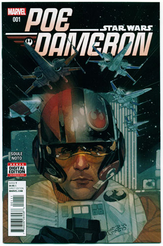 STAR WARS: POE DAMERON#1