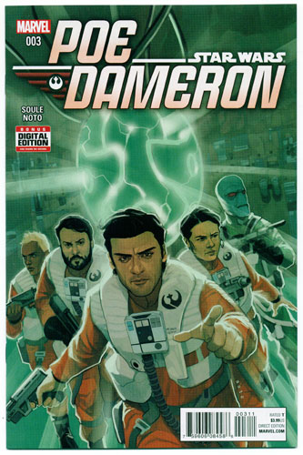 STAR WARS: POE DAMERON#3