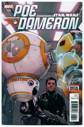 STAR WARS: POE DAMERON#6