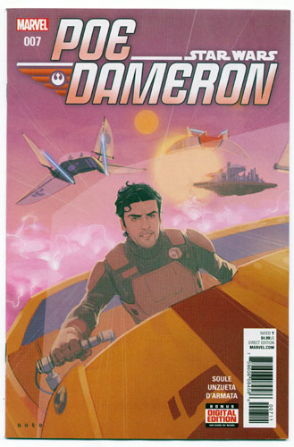 STAR WARS: POE DAMERON#7