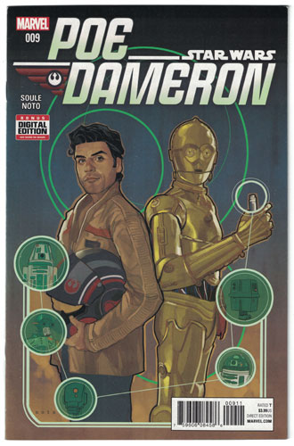 STAR WARS: POE DAMERON#9