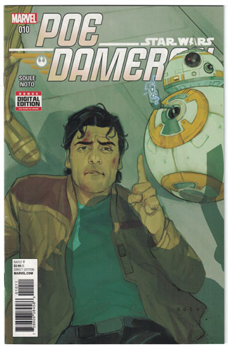 STAR WARS: POE DAMERON#10