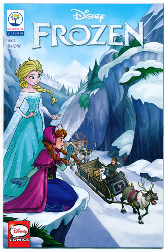 DISNEY FROZEN#1