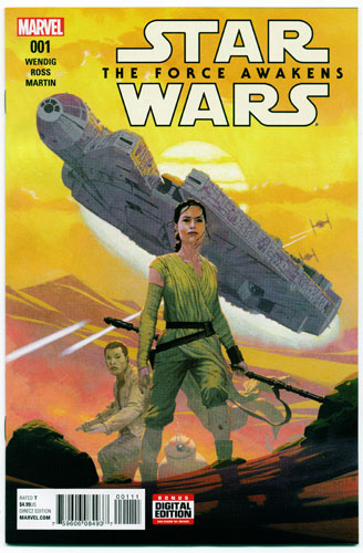 STAR WARS: THE FORCE AWAKENS ADAPTATION#1