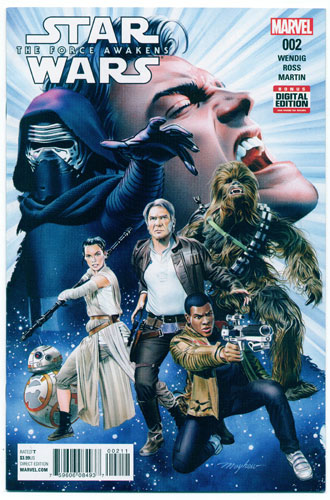 STAR WARS: THE FORCE AWAKENS ADAPTATION#2