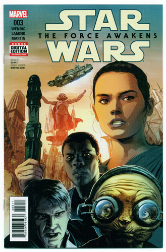 STAR WARS: THE FORCE AWAKENS ADAPTATION#3