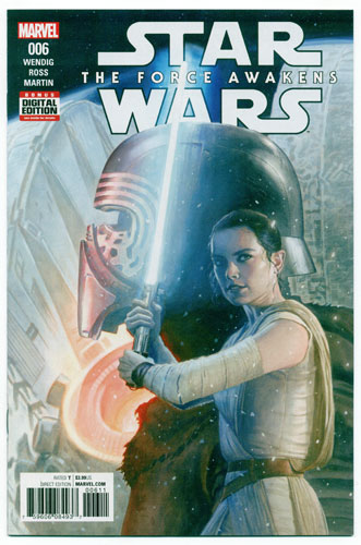 STAR WARS: THE FORCE AWAKENS ADAPTATION#6