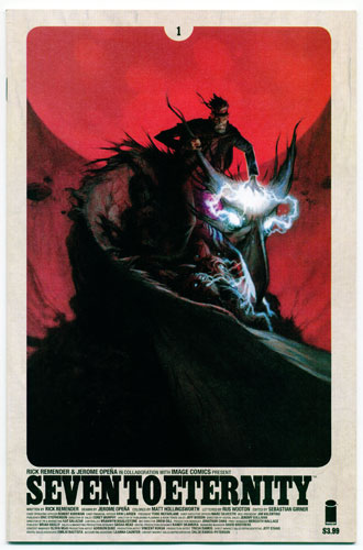 SEVEN TO ETERNITY#1