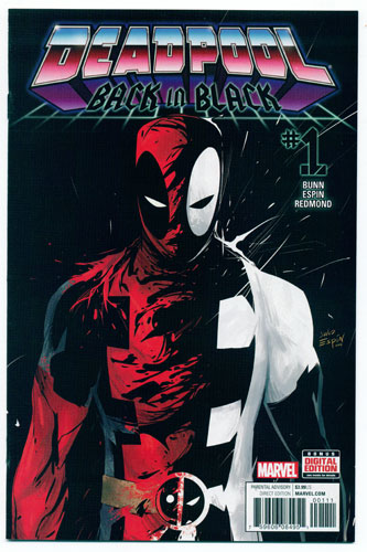 DEADPOOL: BACK IN BLACK#1