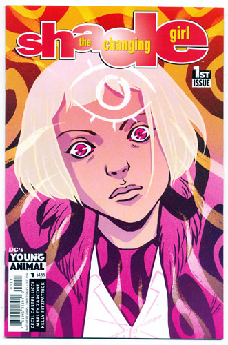 SHADE, THE CHANGING GIRL#1