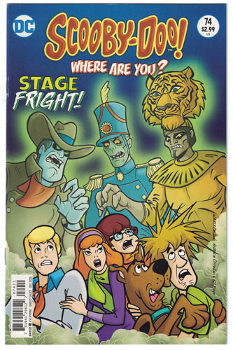 SCOOBY-DOO, WHERE ARE YOU?#74