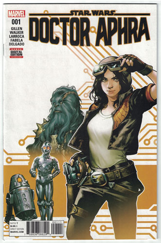 Key Issue cover 2 for DOCTOR APHRA