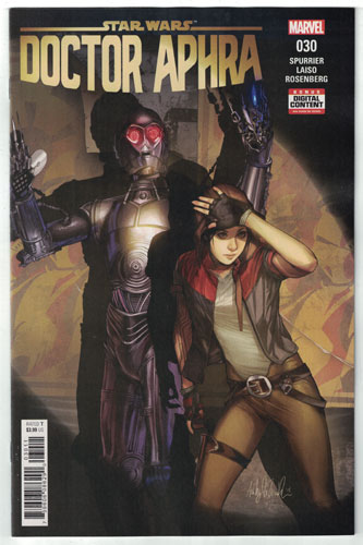 STAR WARS: DOCTOR APHRA #30