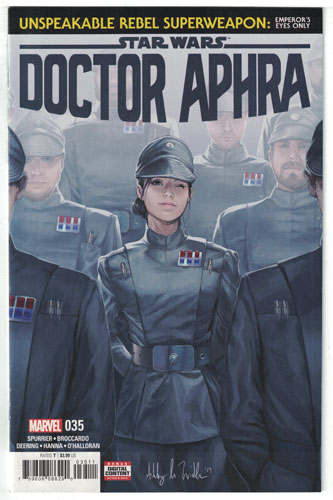 STAR WARS: DOCTOR APHRA #35