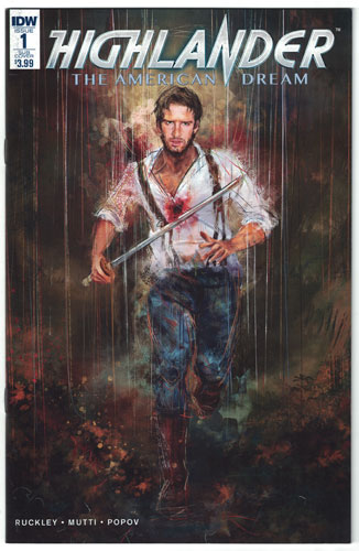 HIGHLANDER: THE AMERICAN DREAM#1