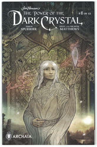POWER OF THE DARK CRYSTAL#1