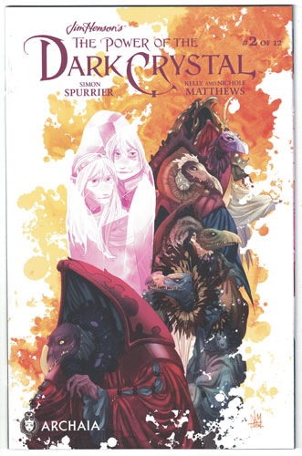 POWER OF THE DARK CRYSTAL#2