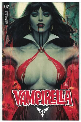 Vampirella #2 Lau Cover A