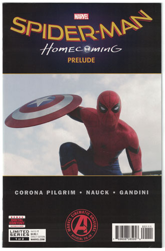 MARVEL'S SPIDER-MAN: HOMECOMING PRELUDE#1