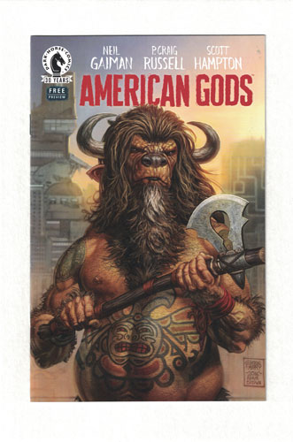 AMERICAN GODS: SHADOWS#1