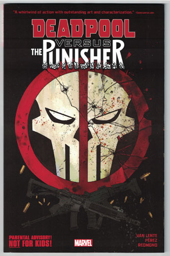 DEADPOOL VS. THE PUNISHER