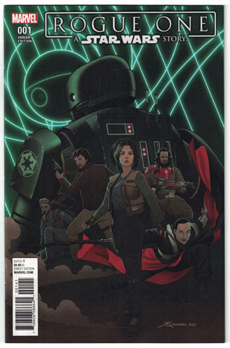 STAR WARS: ROGUE ONE ADAPTATION#1