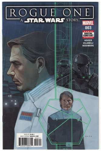 STAR WARS: ROGUE ONE ADAPTATION#3