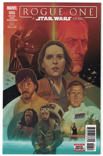 STAR WARS: ROGUE ONE ADAPTATION#6