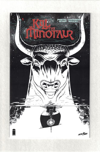 KILL THE MINOTAUR#1