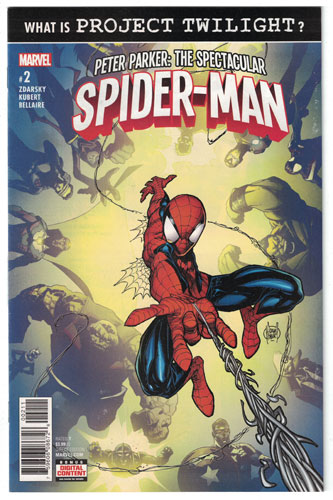 PETER PARKER: THE SPECTACULAR SPIDER-MAN#2