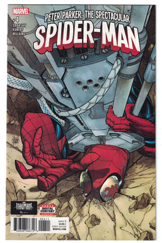 PETER PARKER: THE SPECTACULAR SPIDER-MAN#4