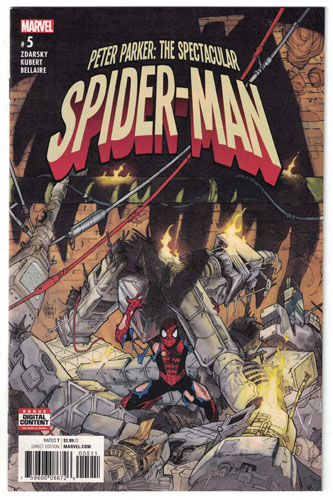 PETER PARKER: THE SPECTACULAR SPIDER-MAN#5