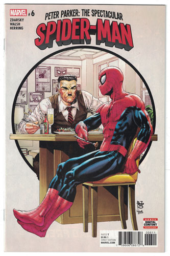 PETER PARKER: THE SPECTACULAR SPIDER-MAN#6