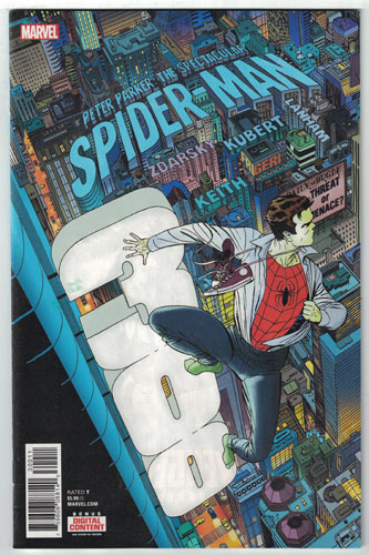PETER PARKER: THE SPECTACULAR SPIDER-MAN#300