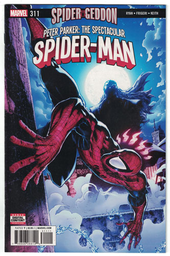 PETER PARKER: THE SPECTACULAR SPIDER-MAN#311
