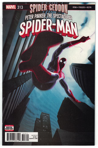 PETER PARKER: THE SPECTACULAR SPIDER-MAN#313