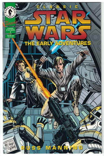 CLASSIC STAR WARS: THE EARLY ADVENTURES#2