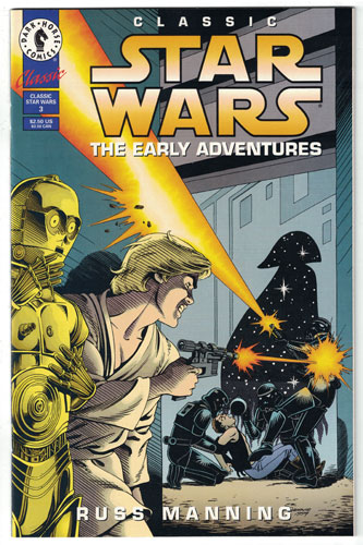 CLASSIC STAR WARS: THE EARLY ADVENTURES#3