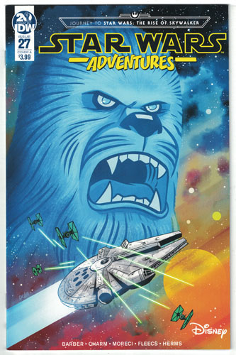 STAR WARS ADVENTURES#27
